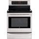 LG LRE3085ST 6.3 Cu. Ft. Stainless 5 Burner Freestanding Range - LRE3085ST - IN STOCK