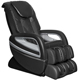 Cozzia Black Leather Massage Chair - EC360DBLK - IN STOCK