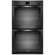 Whirlpool WOD51EC0AB 30 in. Black Double Wall Oven - WOD51EC0AB - IN STOCK
