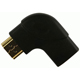 Audio Control HDMI Right Angle Adapter (Left) - AS-HDFLATLFT / ASHDFLATLFT - IN STOCK