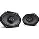 Kenwood 6x8 in. Oval Custom Fit 3-Way Speaker - KFC-C6895PS / KFCC6895 - IN STOCK