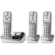 Panasonic DECT 6.0 Plus Digital Cordless Answering System w/ 3 Handsets - KX-TGD223N / KXTGD223 - IN STOCK