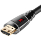 Monster Black Platinum Ultimate High Speed HDMI Cable with Ethernet - 16 Foot - 140805-00 / MCBPLUHD16 - IN STOCK