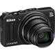 Nikon COOLPIX S9700 16 MegaPixel, 30x Optical Zoom, Wi-Fi, Digital Camera - S9700 / S9700BK - IN STOCK