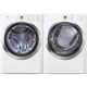 Electrolux White Front Load Steam Washer/Dryer Pair - EIFLS55WPR - IN STOCK