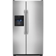 Frigidaire FFSS2614QS 26.0 Cu. Ft. Stainless Side-by-side Refrigerator - FFSS2614QS - IN STOCK