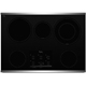 Whirlpool Gold G9CE3065XS 30 in. Stainless 5 Burner Electric Cooktop - G9CE3065XS - IN STOCK