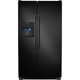 Frigidaire FFSS2614QE 26.0 Cu. Ft. Black Side-by-side Refrigerator - FFSS2614QE - IN STOCK