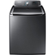 Samsung WA56H9000AP 5.6 Cu. Ft. Platinum High Efficiency Top Load Steam Washer - WA56H9000AP - IN STOCK
