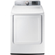Samsung DV45H7000EW Electric 7.4 Cu. Ft. White High Efficiency Top Load Dryer - DV45H7000EW - IN STOCK