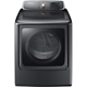 Samsung DV56H9000EP Electric 9.5 Cu. Ft. Platinum High Efficiency Top Load Steam Dryer - DV56H9000EP - IN STOCK