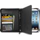 iHome Apple iPad 4/5 Black Executive Case - IH-IP1180B / IHIP1180B - IN STOCK