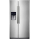 Samsung RS25H5111SR 24.5 Cu. Ft. Stainless Side-by-Side Refrigerator - RS25H5111SR - IN STOCK