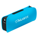 Aluratek 2600 mAh Portable Battery Charger with LED Flashlight - Sky Blue - APBL01FSB - IN STOCK