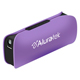 Aluratek 2600 mAh Portable Battery Charger with LED Flashlight - Purple - APBL01FV - IN STOCK