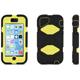 Griffin Survivor for iPhone 5c - Black & Citron - GB38144 - IN STOCK