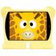 Griffin KaZoo Case for iPad mini - Giraffe - GB37695 - IN STOCK