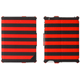 Griffin Journal for iPad 2, 3, and 4th gen. - Cabana Black & Red - GB36270 - IN STOCK