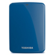 Toshiba 1TB Canvio� Connect Portable Hard Drive - Blue - HDTC710XL3A1 - IN STOCK
