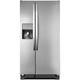 Whirlpool WRS322FDAM 22 Cu. Ft. 33 in. Width Stainless Side-by-Side Refrigerator - WRS322FDAM - IN STOCK