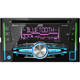 JVC 2DIN CD Stereo w/ Bluetooth Ipod Iphone Android Control - KW-R910BT / KWR910 - IN STOCK