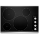 Kitchen Aid Architect II KECC604BSS 30 in. Stainless 4 Burner Electric Cooktop - KECC604BSS - IN STOCK