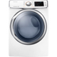 Samsung DV42H5400EW Electric 7.5 Cu. Ft. White Front Load Steam Dryer - DV42H5400EW - IN STOCK