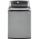 LG WT5680HVA 5.2 Cu. Ft. Graphite Steam High Efficiency Top Load Washer - WT5680HVA - IN STOCK