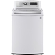 LG WT5480CW 5.2 Cu. Ft. White High Efficiency Top Load Washer - WT5480CW - IN STOCK