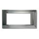 Broan Elite 36 in. wide Custom Hood Liner to fit RMIP33 - Stainless Steel - RML3336S - IN STOCK