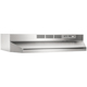 Broan 42 in., Stainless Steel, Under Cabinet Hood, Non-ducted - 414204 - IN STOCK