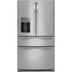 Whirlpool WRX988SIBM 26.2 Cu. Ft. Stainless 4 Door French Door Refrigerator - WRX988SIBM - IN STOCK