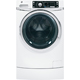 G.E. GFWR2700HWW 4.5 Cu. Ft. White Front Load Steam Washer - GFWR2700HWW - IN STOCK