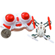 Odyssey X-6 Nano Quad RC Helicopter - ODY-7560 / ODY7560 - IN STOCK