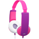JVC Tinyphones Kids On-the-Ear Headphones - Pink - HA-KD6-P / HAKD6P - IN STOCK