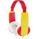 JVC Tinyphones Kids On-the-Ear Headphones - Red - HA-KD6-R / HAKD6R - IN STOCK
