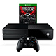 Microsoft Xbox One Console Gears Of War Edition - XBOXONEBUNDL - IN STOCK