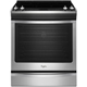 Whirlpool WEE730H0DS 6.2 Cu. Ft. Stainless 5 Burner Slide-in Range - WEE730H0DS - IN STOCK