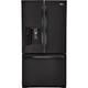 LG LFXS29626B 28.7 Cu. Ft. Black French Door Refrigerator - LFXS29626B - IN STOCK