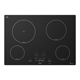 Whirlpool Gold GCI3061XB 30 in. Black Ice Electric Induction Cooktop - GCI3061XB - IN STOCK