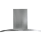 G.E. Profile Series 36 in. Wall-Mount Hood - PV976NSS - IN STOCK