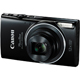 Canon ELPH 350 20MP 12x Zoom Digital Camera - 0154C001 / ELPH350BK - IN STOCK