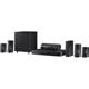 Samsung 5.1 Channel 1000-Watt 3D Blu-Ray Home Theater System - HTJ5500 - IN STOCK