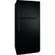 Frigidaire FFTR2021QB 20.4 Cu. Ft. Black Top Freezer Refrigerator - FFTR2021QB - IN STOCK