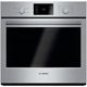 Bosch 500 Series HBL5351UC 30 in. Stainless Single Wall Oven - HBL5351UC - IN STOCK