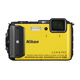 Nikon  COOLPIX Waterproof (Yellow) - 26494 / AW130YL - IN STOCK