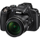 Nikon COOLPIX Digital Camera (Black) - 26488 / P610BK - IN STOCK