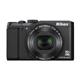 Nikon COOLPIX Digital Camera (Black) - 26497 / S9900BK - IN STOCK