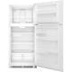 Frigidaire 20.4 cu. ft. Top Freezer Refrigerator in White - FFTR2021QW - IN STOCK
