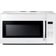 Samsung ME18H704SFS 1.8 Cu. Ft. 1000W White Over-the-Range Microwave - ME18H704SFW - IN STOCK